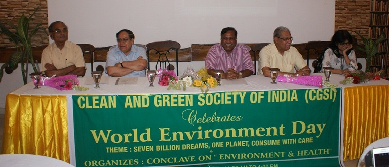 World Environment Celebrations on June 11, 2015
