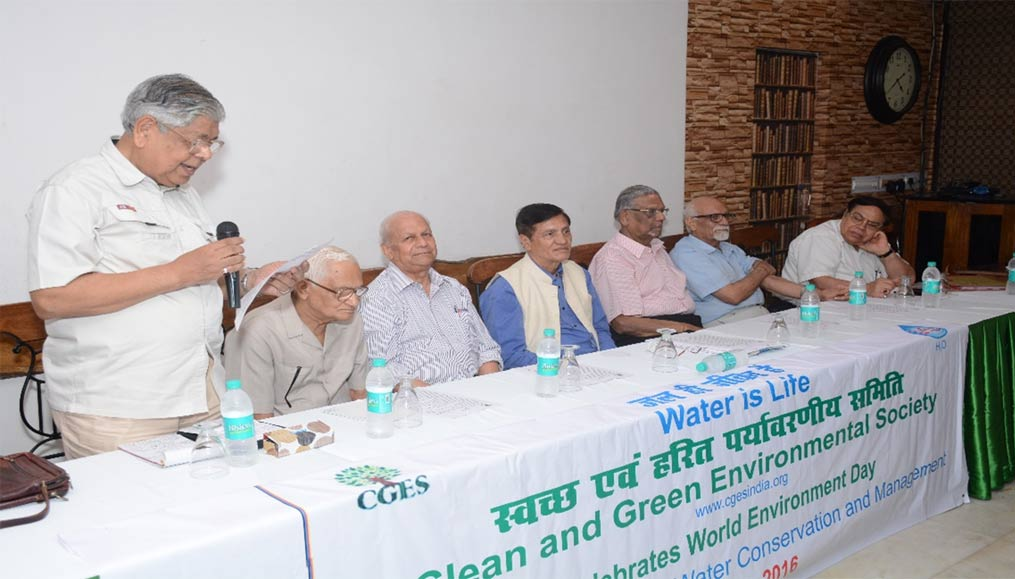 World Environmental Day Celebrations, June 9, 2016
